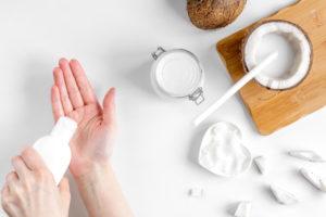 ulei de cocos pentru piele